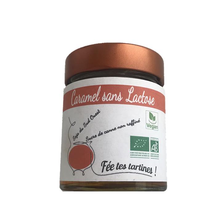 Caramel Sans Lactose