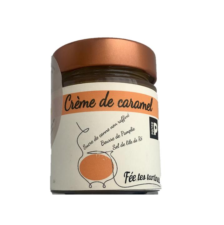 Crème Caramel Au Beurre De Pamplie